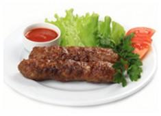 Люля-кебаб из свинины, 200 гр.
