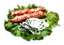 Люля-кебаб из курицы, 200 гр.