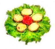 Картофель на мангале, 200 гр.
