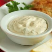 Сливочный соус из белых грибов