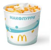 Макфлурри Спелое манго
